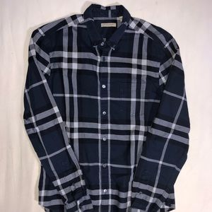 Burberry Brit Iconic Check Button Up